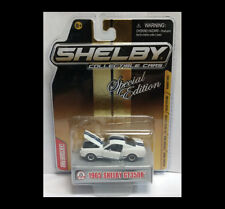 Shelby Collectibles Special Edition Gold Card 1965 Shelby GT350R 1/64 Scale Rare