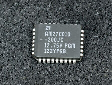 2pcs AMD 27C010 1Mbit UV EPROM AM27C010 DIP32 *Free For Burn*
