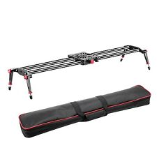 "Neewer 31.5""/80cm Carbon Fibre Camera Track Dolly Slider Rail System DSLR"