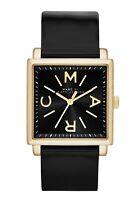 Marc by Marc Jacobs Truman MBM1279 Black Dial Black Leather Ladies Watch 1135