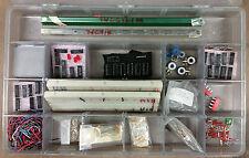 Digital Prototyping Lab components integrated circuits resistors caps processors