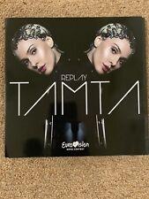 EUROVISION 2019 CYPRUS TAMTA - REPLAY RARE PROMO CD SINGLE