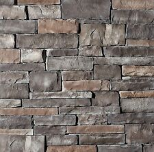 Stone Veneer Cultured Manufactured Kentucky Cliff Face Stone -In Stock- Call Now