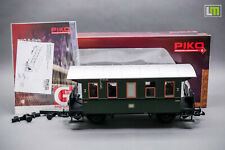 Spur G Piko 37920 - Personenwagen 2. Klaase DB //4C_701