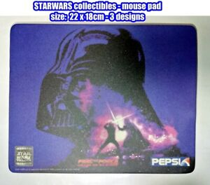 pepsi collectibles - star wars mouse pad