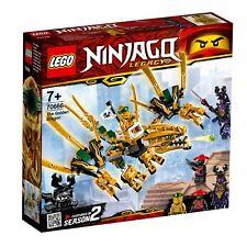 "LEGO® NINJAGO 70666 "" Goldener Drache "", NEU & OVP"