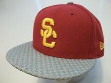 New Era 9Fifty USC Trojans Southern California Cap Hat Snapback snap back red