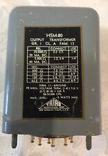 TRIAD Output Transformer HSM-80 Vintage  20K-5K / 600 - 150 - 250 - 62.5