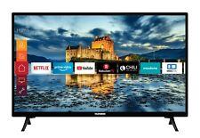 Telefunken XF32J511 Fernseher 32 Zoll Full HD Triple-Tuner Smart TV WLAN Alexa
