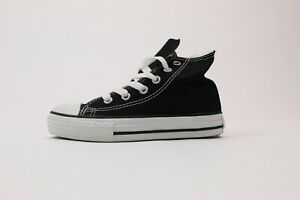 Converse Chuck Taylor All Star Hi (Youth) Black
