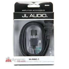 JL Audio M-RBC-1 Rated Water-Resistant Remote Bass Knob Control with Cable