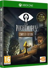 Little Nightmares Xbox One - Complete Edition Xbox Series X S Game New & Sealed