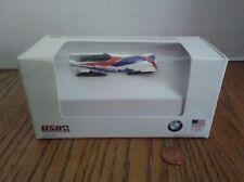 "(3124) 3"" 3014 BMW USA Bobsled Skeleton Winter Olympics"