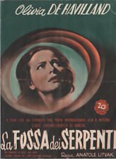 La fossa dei serpenti. 20 th Century-Fox.
