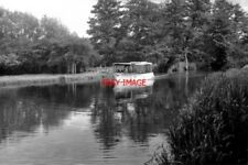 PHOTO  1974 WEY NAVIGATION AT GUILDFORD SURREY THE PEACE OF THE RIVER WEY JUST A