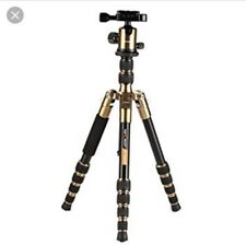 K&F Concept Pro Camera Tripod Stand TM2235 GOLDEN