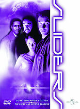 Sliders . The Complete Season 1 & 2 . Jerry O'Connell . 6 DVD . NEU . OVP