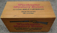 Winchester Mystery House 22 Long Rifle Ammo Box