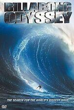 Billabong Odyssey rare dvd Big Wave Surfing FLEA Skindog MIKE PARSONS