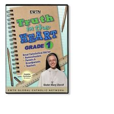 TRUTH IN THE HEART.FOR 1ST GRADE STUDENTS * COMPLETE SEASON: AN EWTN DVD