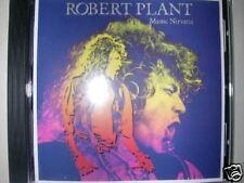 CD ROBERT PLANT MANIC NIRVANA