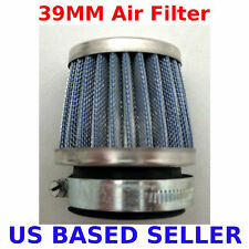 39MM Clamp-On Universal Motorcycle Air Filter - MAY FIT Suzuki TS250 RF125 RG250