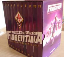 COFANETTO BOX 11 DVD LA GRANDE STORIA DELLA FIORENTINA AC VIOLA CALCIO BATISTUTA