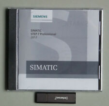 Siemens SIMATIC software STEP 7 Professional 2017 incl. Floating License