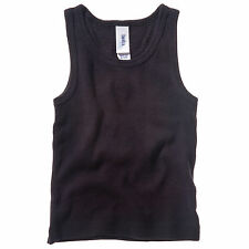 Patternless Vest T-Shirts & Tops (0-24 Months) for Boys