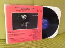 LP Horace Silver Dedicacé - The Continuity Of Spirit - Silveto SPR 104 - 1983