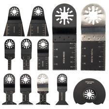 12Pcs Mix Oscillating Saw Blades For Fein Bosch Makita  Multitool Multi Tool