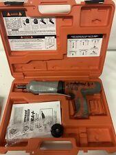 Ramset 16942 Cobra 027 Caliber Semi Automatic Powder Actuated Tool Used 3