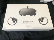 Oculus Rift CV1 Virtual Reality System + Leather facial interface