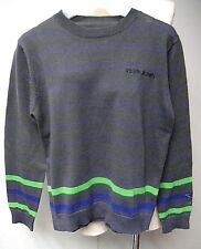 New Pepe jeans London Kids boys cotton crew neck sweater, size 8