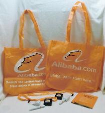 2006 Alibaba.com Tote Bags Pens on Lanyards & Enamel Pins eBay LIve Las Vegas