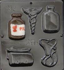 Doctor Medical Assortment Chocolate Candy Mold   1256 NEW