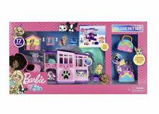 NEW 17 Pc Barbie Deluxe Pet Set Dreamhouse Barbie Loves Pets Puppy Kitten Dog