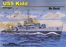 USS Kidd, Fletcher Class Destroyer (Squadron Signal 26010)