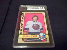 1972-73 OPC O-Pee-Chee #270 Brian Lavender Rookie N. Y. Islanders - KSA 8.5 NMM+