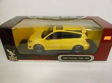 Road Signature 2003 Pontiac Vibe GTR Yellow (Die-cast - 1:18 Scale)