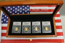 2011-S $1 Presidential Proof Dollar Set First Day Of Issue ANACS PR70 DCAM (V354