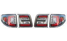 Left & Right Inner & Outer Genuine Tail Brake Lights Lamps Kit Pair Set for GMC
