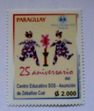 PARAGUAY 2008  Education MNH   Individual Unused stamp.