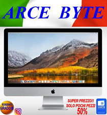 "APPLE IMAC 21.5"" ALLUMINIO INTEL 3,06 GHZ FATTURABILE HD 500GB RAM 4GB GRADO B"