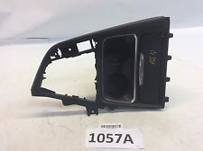 12-16 BMW F30 F31 CENTER CONSOLE CUPHOLDER CUP HOLDER W/ TRAY OEM 1057A S J.