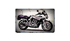 gsx250 s katana Bike Motorcycle A4 Retro Metal Sign Aluminium
