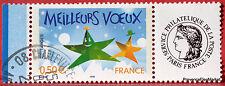 France - Timbre Personnalisé n° 3722 A  - Meilleurs Voeux 44m79