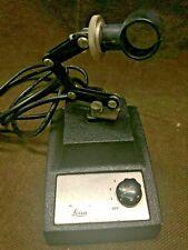 Leica 31 35 28 Microscope Light Illuminator Transformer Withstand