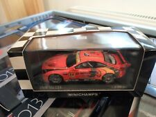 Minichamps - 1/43 - BMW M6 GT3  - SuperGT 2016 - #55 Aguri Racing Autobacs