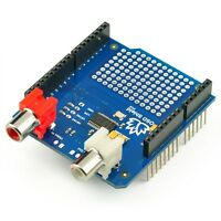 OSD Shield for Arduino - On Screen Display